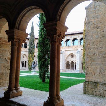Santa María de Valbuena monastery Ribera del Duero